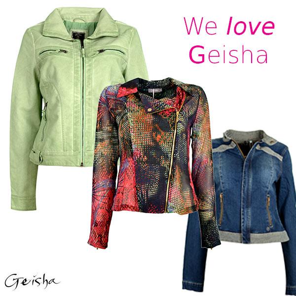 22bd615ed705dd Geisha kleding nieuwe collectie voorjaar 2014 is binnen -